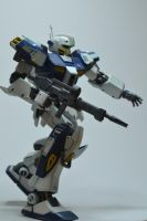 RGM-79C GM Type C [Wagtail] by ShiroiZaku