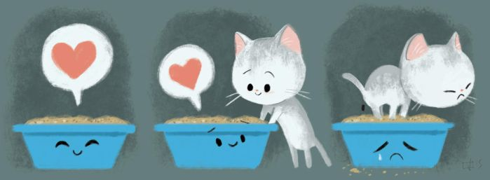 The Adventures of Franklin the Friendly Catbox by JeffVictor