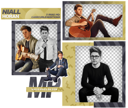 PACK PNG 916| NIALL HORAN by MAGIC-PNGS