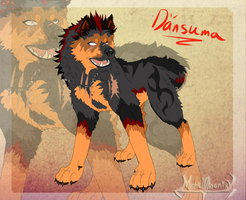Dansuma (Updated with bio info) by MetalPhoenixX