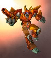 Shattered Glass Cyclonus by Dan-the-artguy
