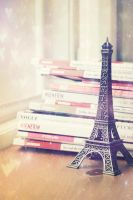 magazines in Paris by RothermRebeka