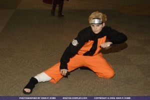 Naruto Cosplay by lilbit075
