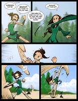 Kyoshi - The Undiscovered Avatar page 6 by Amirai