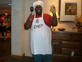 Chef by ChibiStarLyte
