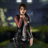 Lara Croft: Birthday Wish by Irishhips