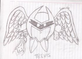 Just a Trevas sketch c: by syani123
