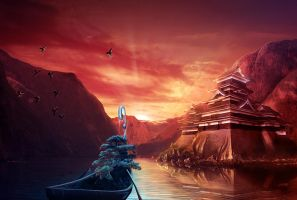 Land of the Rising Sun by lorency