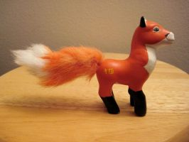 MLP Custom: Kitsune by toto-art