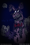 FNAF Nightmare Bonnie by Chibi-Tediz