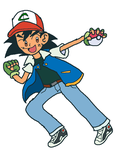 Dr. Manny's Database: Ash Ketchum by DoctorManny