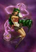 Sailor Moon: Pluto by daekazu