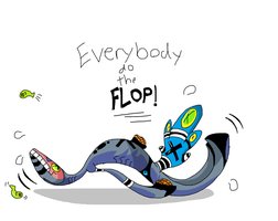 Doing the flop by CPtheLunarGoat