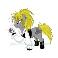 Jareth, King of the Goblin Ponies by Jackie-the-druid