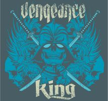 Vengeance King by tshirt-factory