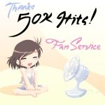 50,000 hits by JohnSu