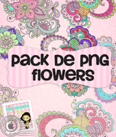 Png Florales by isfe by Isfe