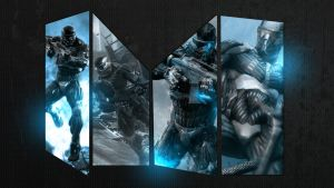 Crysis Wall by Alakran