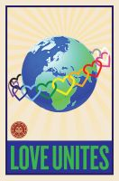 Love Unites the Whole world by spring-sky