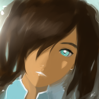 Korra by keving0d