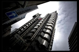 LLoyds of London by Javs