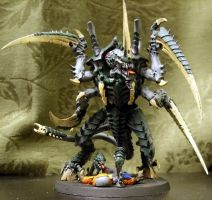 Hive Tyrant - front by tigerknight