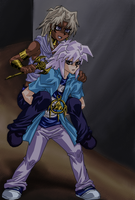 Onwards, Bakura! by Minami-no-Aoki