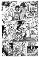 Magpie Page Two 2012 8.5x13 by darkwaterfrey