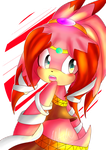 The Cutest Little Echidna! .:Gift:. by ShiroStrom
