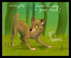 Thanks by Almirah