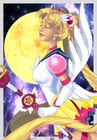 Sailor Moon Eternal by Glory-Day