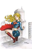 Supergirl allure marker by cehnot