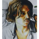 Johnny Depp Detail by RoysRoys