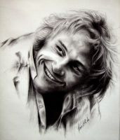 Heath Ledger by lucidity69