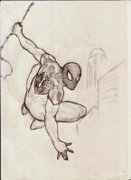 Scarlet Spider by nic011