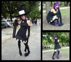 Soul Eater.-. Blair by LiveDecadence