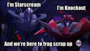 Tfp: Devious Troublemakers (Clean) by FireBugDemon727
