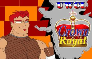 UWCL Crown Royal Poster by McGreger16