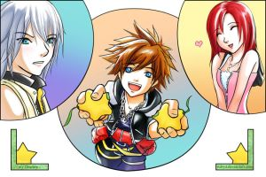 KH - Share my Destiny by rubyd