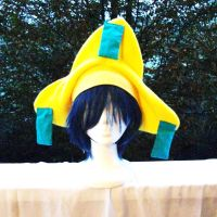 Jirachi Beret by Chochomaru