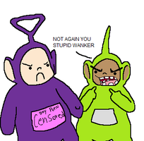 teletubbies is gay by maxviolence