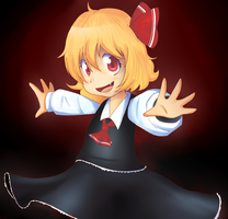 Rumia by Captain-Tealx