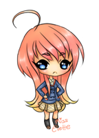 First Post Chibi! by MissEvette