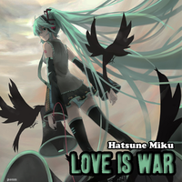 Another fancover Love is War by paun