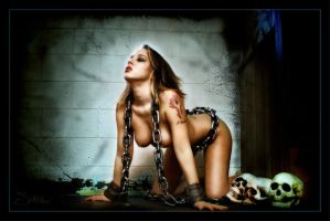 The Horde's Plaything by RadActPhoto