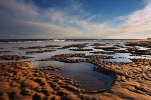 Whitley Sands by scotto