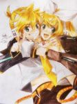 :cover: Kagamine Twins by Napi-Piponpon