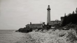 South Manitou Lighthouse 2 by RollingFishays