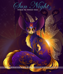 Sun Night by calie-coco
