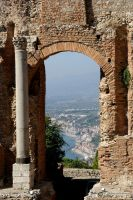 Back In Sicily Arch by Danioontje